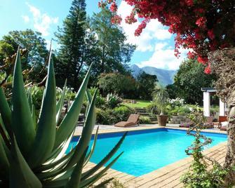 Marula Lodge Guesthouse - Swellendam - Басейн