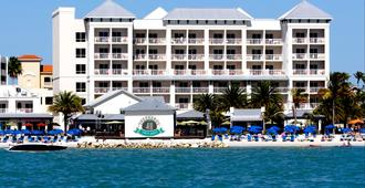 Shephard's Beach Resort - Clearwater Beach - Gebäude