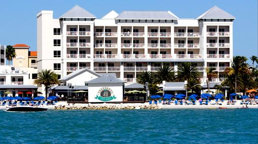 Shephards Beach Resort - Clearwater Beach - Building