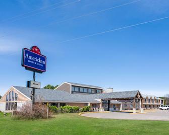AmericInn by Wyndham Park Rapids - Park Rapids - Building