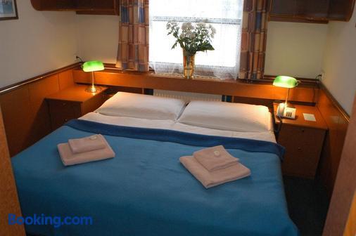Admiral Botel - Praga - Stanza da letto
