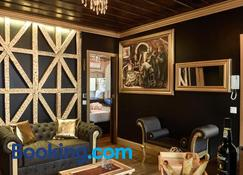 Solar Antigo Luxury Coimbra - Coimbra - Living room