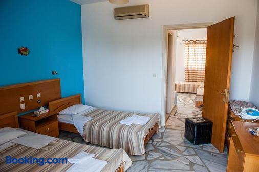 Ilios and Irene - Mastichari - Bedroom