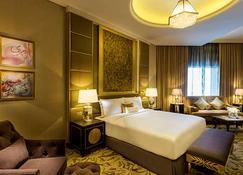 Ezdan Palace Hotel - Doha - Bedroom
