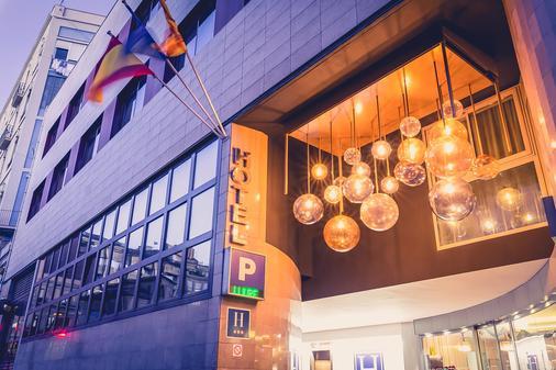 Hotel Ronda Lesseps - Barcelona - Building