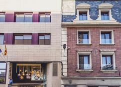 Hotel Ronda Lesseps - Барселона - Здание