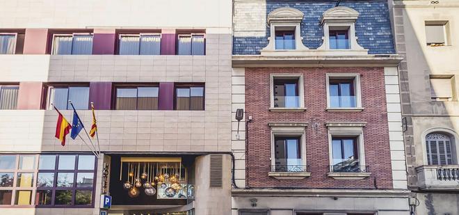 Hotel Ronda Lesseps - Βαρκελώνη - Κτίριο