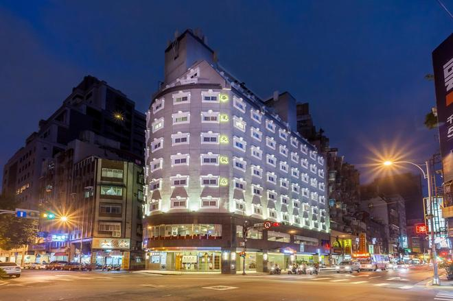 Ferrary Hotel - Taipei - Building