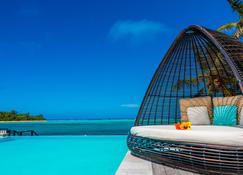 Crystal Blue Lagoon Villas - Rarotonga - Piscina