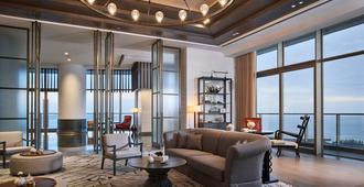 Rosewood Sanya - Sanya - Living room