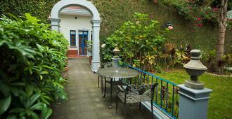 Posada del Cafeto - Xalapa-Enriquez - Patio