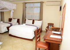 Silver Paradise Hotel - Νταρ ες Σαλάμ - Κρεβατοκάμαρα