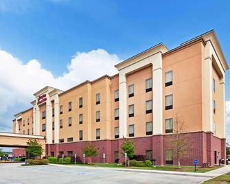 Hampton Inn & Suites Morgan City - Morgan City - Building