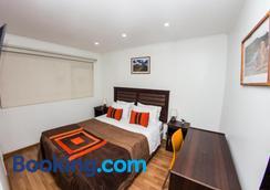 Hostal Concepcion - Concepción - Bedroom