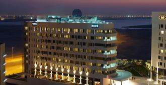 Staybridge Suites Abu Dhabi - Yas Island - Abu Dhabi - Byggnad
