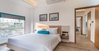 Skyla Serviced Suites - Hyderabad - Κρεβατοκάμαρα
