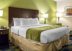 Comfort Inn Ankeny - Des Moines - Ankeny - Bedroom