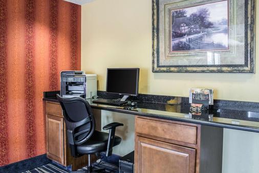 Comfort Inn Ankeny - Des Moines - Ankeny - Business centre