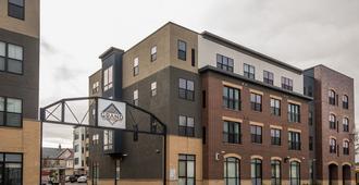 Frontdesk | Minneapolis Grand Apts Downtown - Mineápolis - Edificio