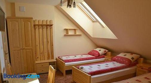 Bumerang - Łopuszna - Bedroom