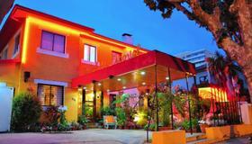 Hotel El Escorial - Βίνα Ντελ Μαρ - Κτίριο