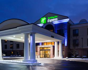 Holiday Inn Express Milwaukee N-Brown Deer/Mequon - Brown Deer - Building