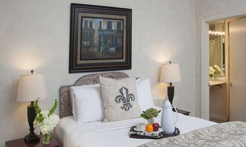 Chateau Hotel - New Orleans - Makuuhuone