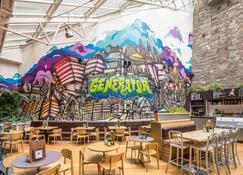 都柏林 Generator 旅館 - 都柏林 - 都柏林 - 餐廳