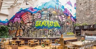 Generator Dublin - דבלין - מסעדה