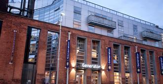 Generator Dublin - דבלין - בניין