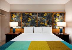 White Sands Hotel - Honolulu - Makuuhuone