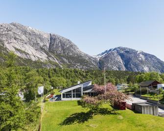 Eidfjord Fjell & Fjord Hotel - Eidfjord - Вигляд зовні