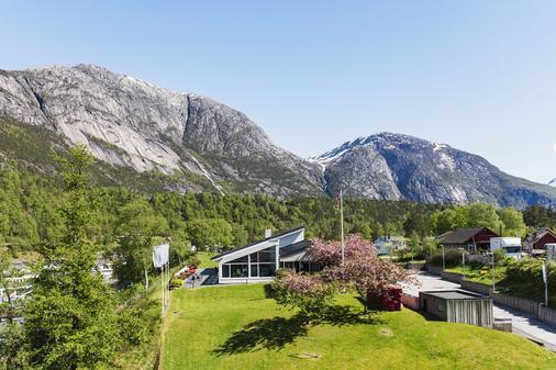 Eidfjord Fjell & Fjord Hotel - Eidfjord - Outdoors view