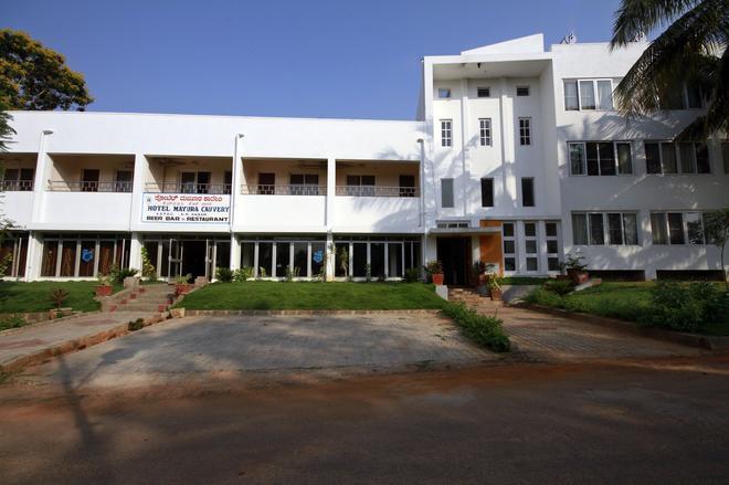 Kstdc Hotel Mayura Kauvery Krs - Tenderkere - Building