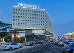 Novotel Krasnoyarsk Center - Krasnojarsk - Budynek