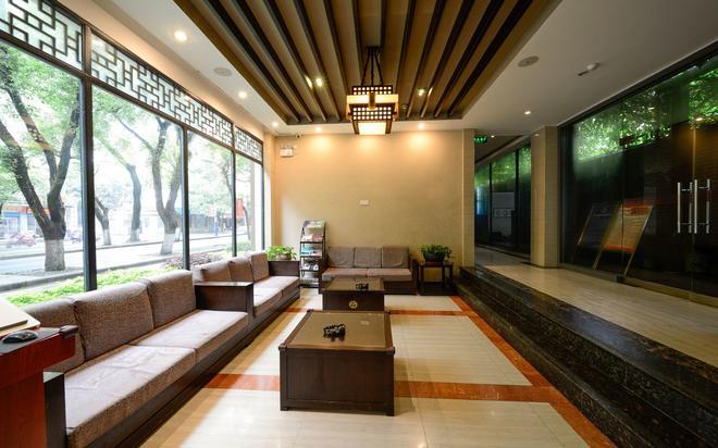桂林漢唐·馨閣酒店 - 桂林 - 大廳