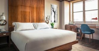 Hotel Hugo - ניו יורק - חדר שינה