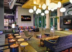 Aloft Wichita - Wichita - Lobby