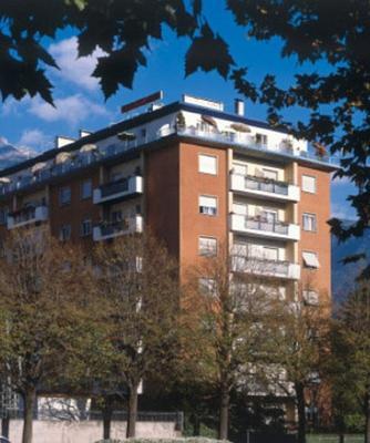 Hotel Garni Lux - Merano - Κτίριο