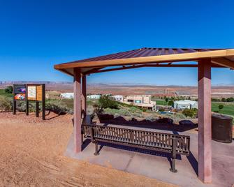 Quality Inn View of Lake Powell - Page - Page - Patio
