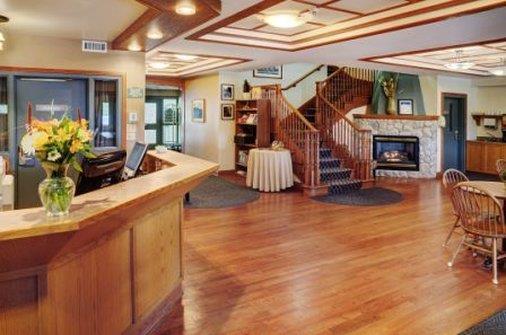 Coastal Inn Halifax - Halifax - Front desk