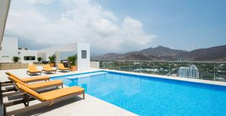 Best Western PLUS Santa Marta Hotel - Santa Marta - Piscina