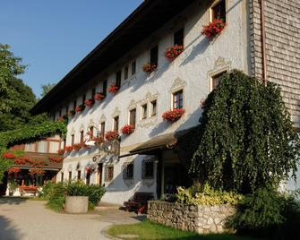 Landhaus Griessee - Obing - Gebäude
