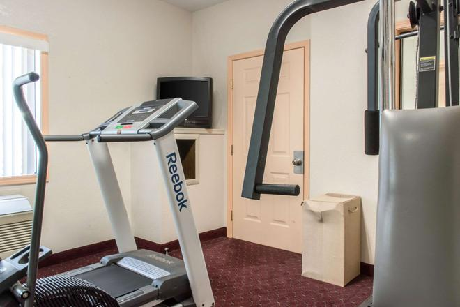 Econo Lodge - Carlisle - Gym