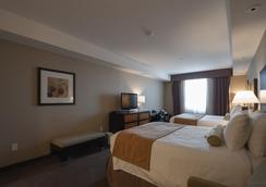 Best Western PLUS Moose Jaw - Moose Jaw - Bedroom