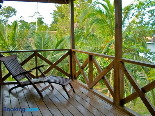 Popa Paradise Beach Resort - Bocas del Toro - Balcony