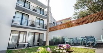 Ilha Hostel & Suites - Ponta Delgada Azoren - Gebäude