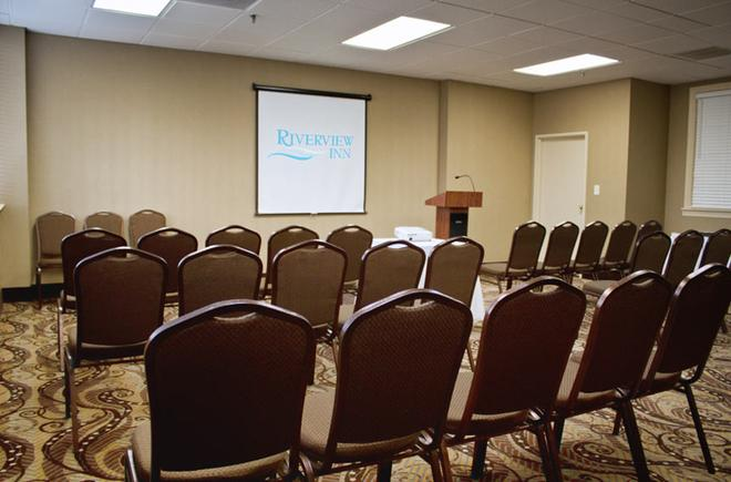 Riverview Inn - Clarksville - Meeting room