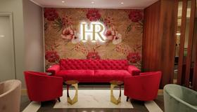 Hotel Roma - Trieste - Lounge