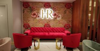 Hotel Roma - Trieste - Sala de estar